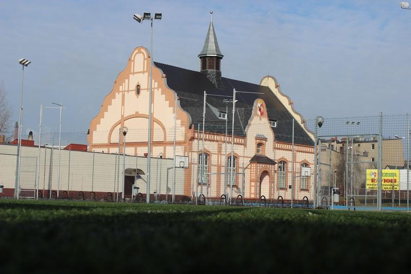 Sala Sportowa Ćwicznia im. Jana Pawlaka