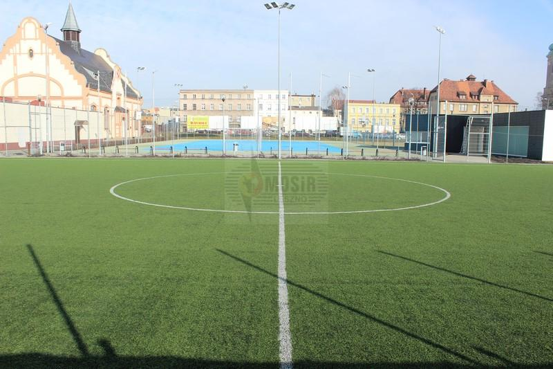 Kompleks boisk sportowych Orlik 2012
